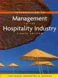 Introduction to Management in the Hospitality Industry, Powers, Tom and Barrows, Clayton W., 0471274577