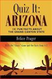Quiz It Arizona, Felice Prager, 0982044577