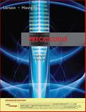 Precalculus, Enhanced Edition (with Enhanced WebAssign 1-Semester Printed Access Card), Larson, Ron and Hostetler, Robert P., 1439044570