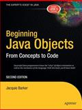 Beginning Java Objects, Jacquie Barker, 1590594576