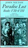 """""""Paradise Lost"""", John Milton, 0521204577"""
