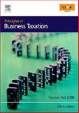 Principles of Business Taxation : Finance Act 2006, Jones, Chris, 0750684577