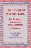 The Essential Mystery Lists, , 1590584570