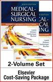 Medical-Surgical Nursing - Two-Volume Text and Study Guide Package : Assessment and Management of Clinical Problems, Lewis, Sharon L., 032329457X