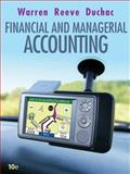 Loose Leaf Edition for Warren/Reeve/Duchac's Financial and Managerial Accounting, 10th 9780324664577