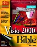 Visio 2000 Bible, Mark H. Walker, 0764534572