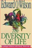 The Diversity of Life, Wilson, Edward O., 0393964574
