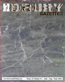 The Drury Gazette: Issue 3, Volume 8 - July / August / September 2013, Gary Drury Publishing, 1492934577