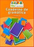 Villa Cuentos Cuaderno de Gramatica, Grado 3, HARCOURT SCHOOL PUBLISHERS, 0153684577