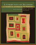 A Community of Readers : A Thematic Approach to Reading, Alexander, Roberta and Jarrell, Jan, 1111834571