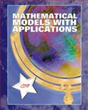 Mathematical Models with Applications, COMAP, Inc. Staff, 0716744589