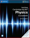 Cambridge IGCSE® Physics Coursebook with CD-ROM, David Sang, 1107614589