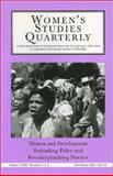 Women' Studies Quarterly 31, , 1558614583