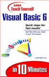 Teach Yourself Visual Basic 6 in 10 Minutes, Mauer, Lowell, 0672314584