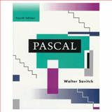 Pascal : An Introduction to the Art and Science of Programming, Savitch, Walter J., 0805374582