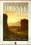 A History of Rome, Le Glay, Marcel and Voisin, Jean-Louis, 0631194584
