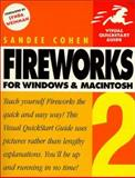 Fireworks 2 for Windows and Macintosh, Cohen, Sandee, 0201354586