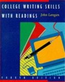 College Writing Skills with Readings, Langan, John, 0070364583