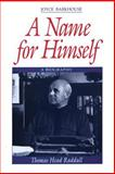 A Name for Himself, Joyce Barkhouse, 0920474586
