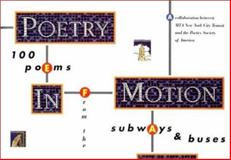 Poetry in Motion, Neil Neches and Elise Paschen, 0393314588
