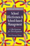 School Effectiveness and School-Based Management 9780750704588