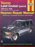 Toyota Land Cruiser Automotive Repair Manual, Jeff Kibler and Robert Maddox, 1563924595