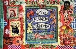One Hundred Demons, Lynda Barry, 1570614598