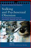 Stalking and Psychosexual Obsession 9780471494591