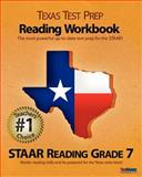 Texas Test Prep Reading Workbook, STAAR Reading Grade 7, Test Master Press, 1463524595