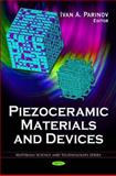 Piezoceramic Materials and Devices, , 1608764591