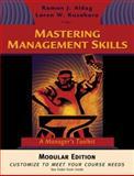Mastering Management Skills Module 9780324314595