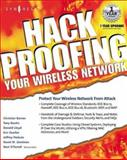 Hack Proofing Your Wireless Network, Syngress, Eric Ouellet, Neal O'Farrell, 1928994598
