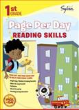 First Grade Page per Day: Reading Skills, Sylvan Learning Staff, 030794459X