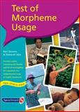 Test of Morpheme Usage, Stevens, Neil and Isles, Deborah, 0863884598