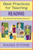 Best Practices for Teaching Reading : What Award-Winning Classroom Teachers Do, , 1412924596