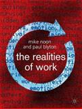 The Realities of Work 9780333984598