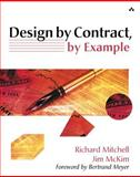 Design by Contract, by Example, McKim, Jim and Mitchell, Richard, 0201634600