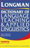 Longman Dictionary of Language Teaching and Applied Linguistics, Richards, Jack and Schmidt, Richard W., 1408204606
