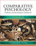 Comparative Psychology, Mauricio R. Papini, 1841694606