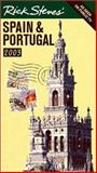 Rick Steves' Spain and Portugal, 2003, Steves, Rick, 1566914604