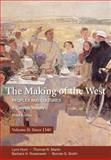 The Making of the West : Peoples and Cultures - A Concise History, Hunt, Lynn and Martin, Thomas R., 0312554605