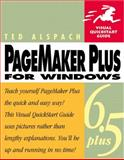 Pagemaker 6.5 Plus for Windows, Alspach, Ted, 0201354608