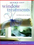 Window Treatments, Abbott, Gail and Burren, Cate, 1906094608