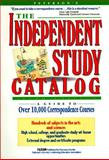 The Independent Study Catalog : A Guide to over 10,000 Correspondence Courses, Peterson's Guides, 1560794607