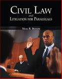 Civil Law and Litigation for Paralegals, Bevans, Neal R., 0073524611