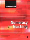 Numeracy for Teaching, Haylock, Derek W., 076197461X
