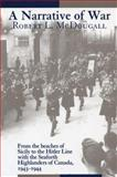 A Narrative of War, Robert L. McDougall, 0919614612