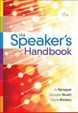 The Speaker's Handbook, Sprague, Jo and Stuart, Douglas, 1285444612