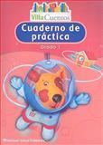 Villa Cuentos - Cuaderno de Practica, HARCOURT SCHOOL PUBLISHERS, 0153684615