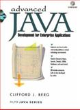 Advanced Java Development for the Enterprise Applications, Berg, Clifford J., 0130804614
